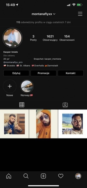 Zdjęcie użytkownika kacpi2k16 (mężczyzna), Brzesko