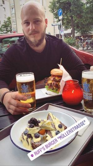 Zdjęcie użytkownika SebastianMolus (mężczyzna), Munich