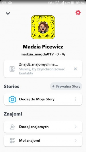 Zdjęcie użytkownika PicewiczMadzia0 (kobieta), Białystok