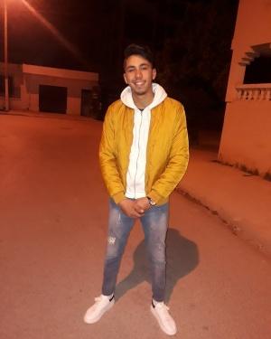 Zdjęcie użytkownika HamoudaK (mężczyzna), Tunisi