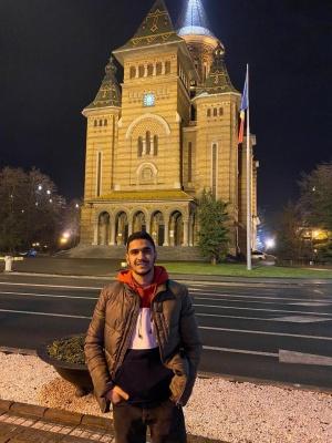 Zdjęcie użytkownika Badrediine (mężczyzna), Cluj-Napoca