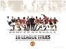 18 League Titles
