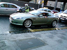 Aston Martin DB9 - i zimny łokieć :D