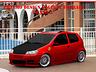 Fiat-Punto_Active_2003 paleta ferrari by przemas.JPG