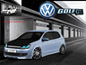 Volkswagen golf VI by przemas ;p;p.JPG