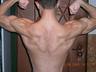 Moje poczatki: 15 lat, staz 2 lata, waga 63,5kg, biceps 34cm