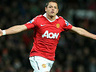 Chicharito Manchester United 2011