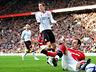 manchester united penalty berbatov Daniel Agger fa cup 20102011