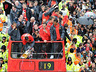 Mistrzowska parada United na ulicach Manchesteru - MANCHESTER UNITED - OD KOŁYSKI AŻ PO GRÓB - zdjęcie 70801112