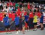 Trening przed pierwszym meczem w USA - MANCHESTER UNITED - OD KOŁYSKI AŻ PO GRÓB - zdjęcie 72775076
