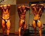 Kunice 2011 kat. 80kg od lewej Pan który ma 63 lata, potem aktualny mistrz Polski i ja ;)